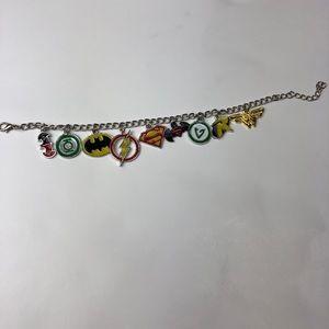 Jewelry - DC Lightweight Charm Bracelet – NEW